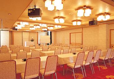 コンベンションホール「松籟」